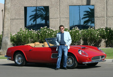 About Us Classic Cars By Renucci Llc Calspyder